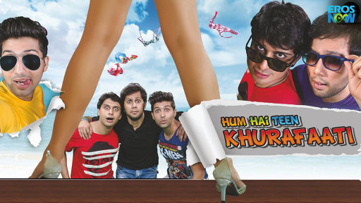 Hum Hain Teen Khurafaati | Shape Entertainment | Released on 28 Nov 2014